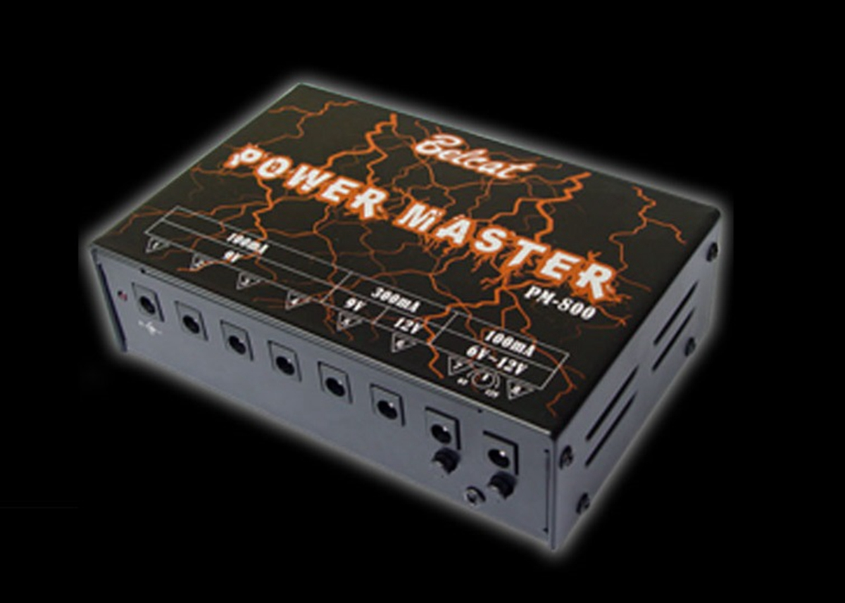 PM-800(Eight Isolated Outputs)